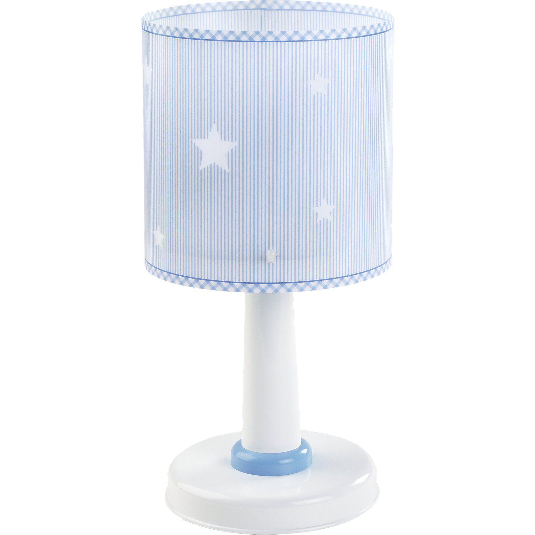 Dalber Tischlampe Sweet Dreams Stern, blau