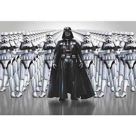 Papiertapete, Komar, »Star Wars Imperial Force«, 368/254 cm