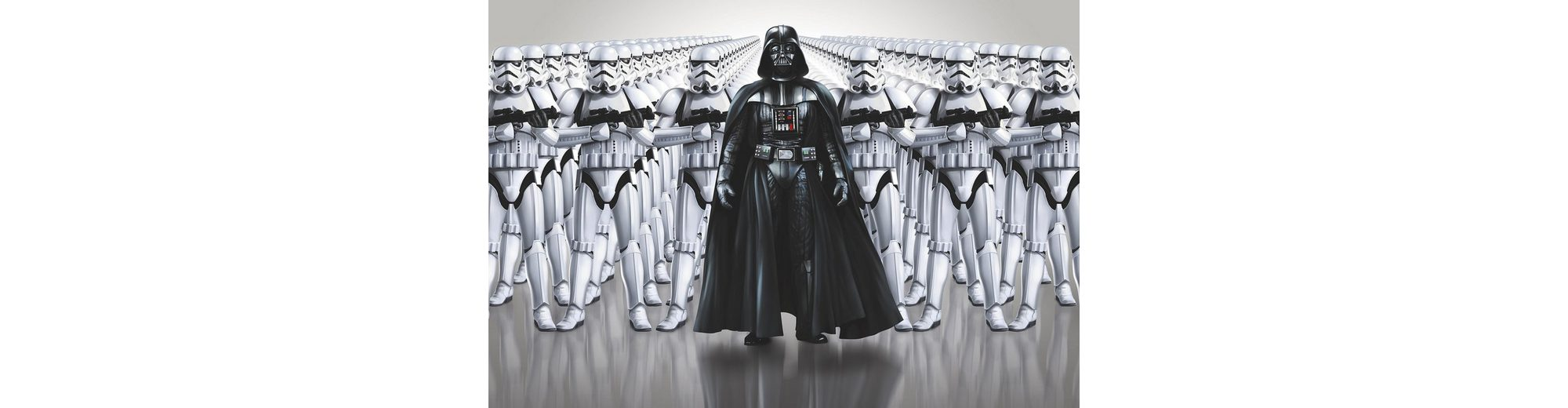 Papiertapete, Komar, »Star Wars Imperial Force«, 368/254 cm