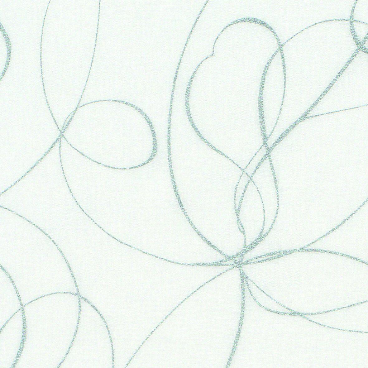 Schiebegardine, Gardinia, »Curling«, mit Klettband, mit weißen Paneelwagen (1 Stück mit Zubehör)