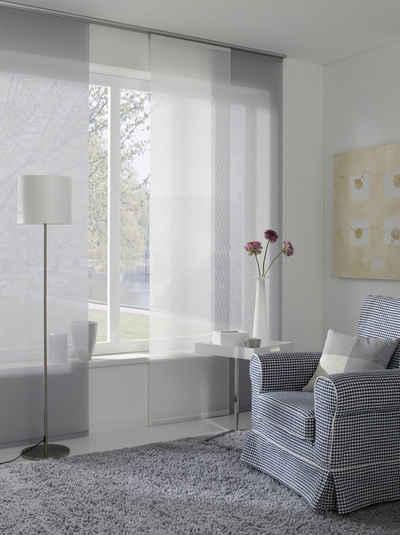 Schiebegardinen Schiebevorhänge Online Kaufen OTTO - Schiebegardinen schlafzimmer