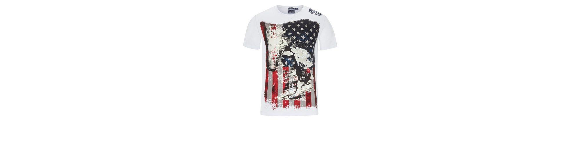 Benlee Rocky Marciano T-Shirt »HEAVY BAGGING«