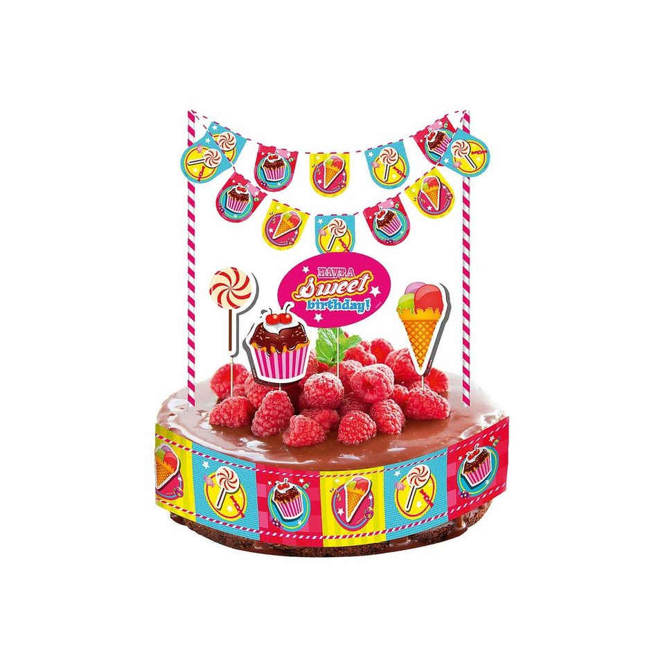 Tortendekoration Cupcake