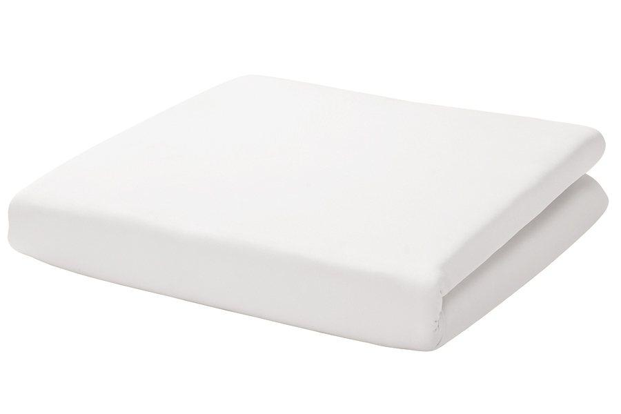 heine home Spannbetttuch, 2er-Set in weiß