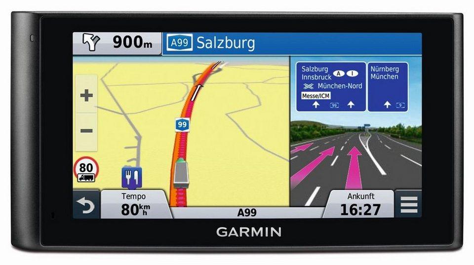 Garmin LKW-Navigationsgerät »DezlCam LMT-D EU« in Schwarz