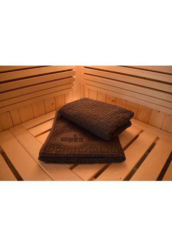 WEKA Saunos rankšluostis »Geschenke-Set«