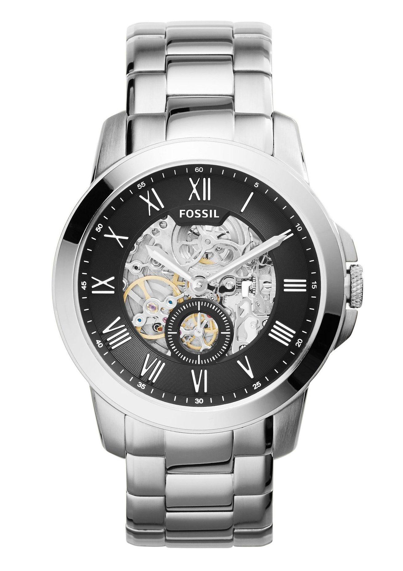Fossil Automatikuhr »GRANT, ME3055«