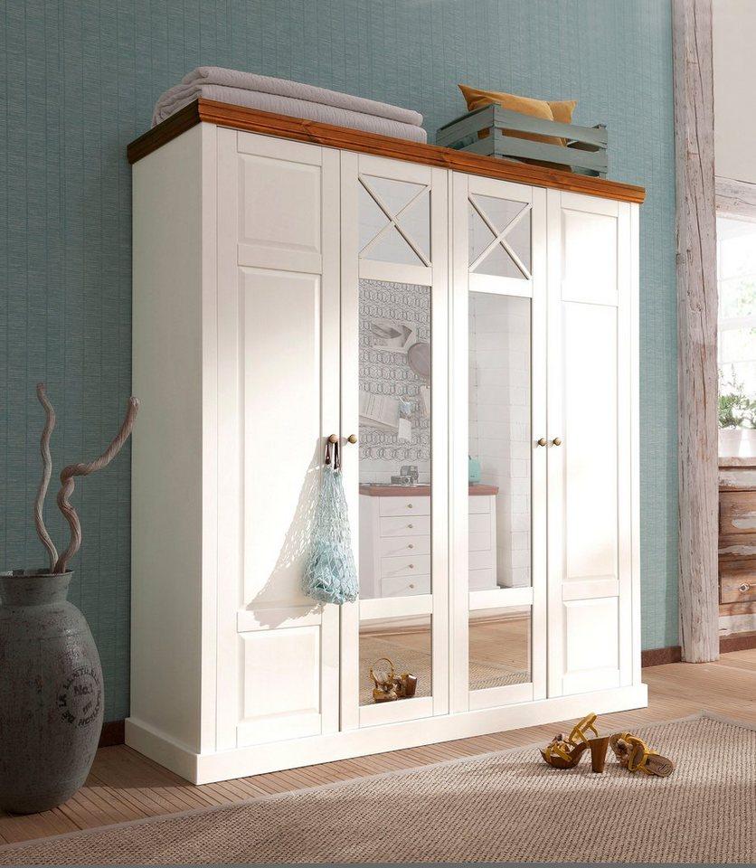 home affaire tessin kleiderschrank. Black Bedroom Furniture Sets. Home Design Ideas