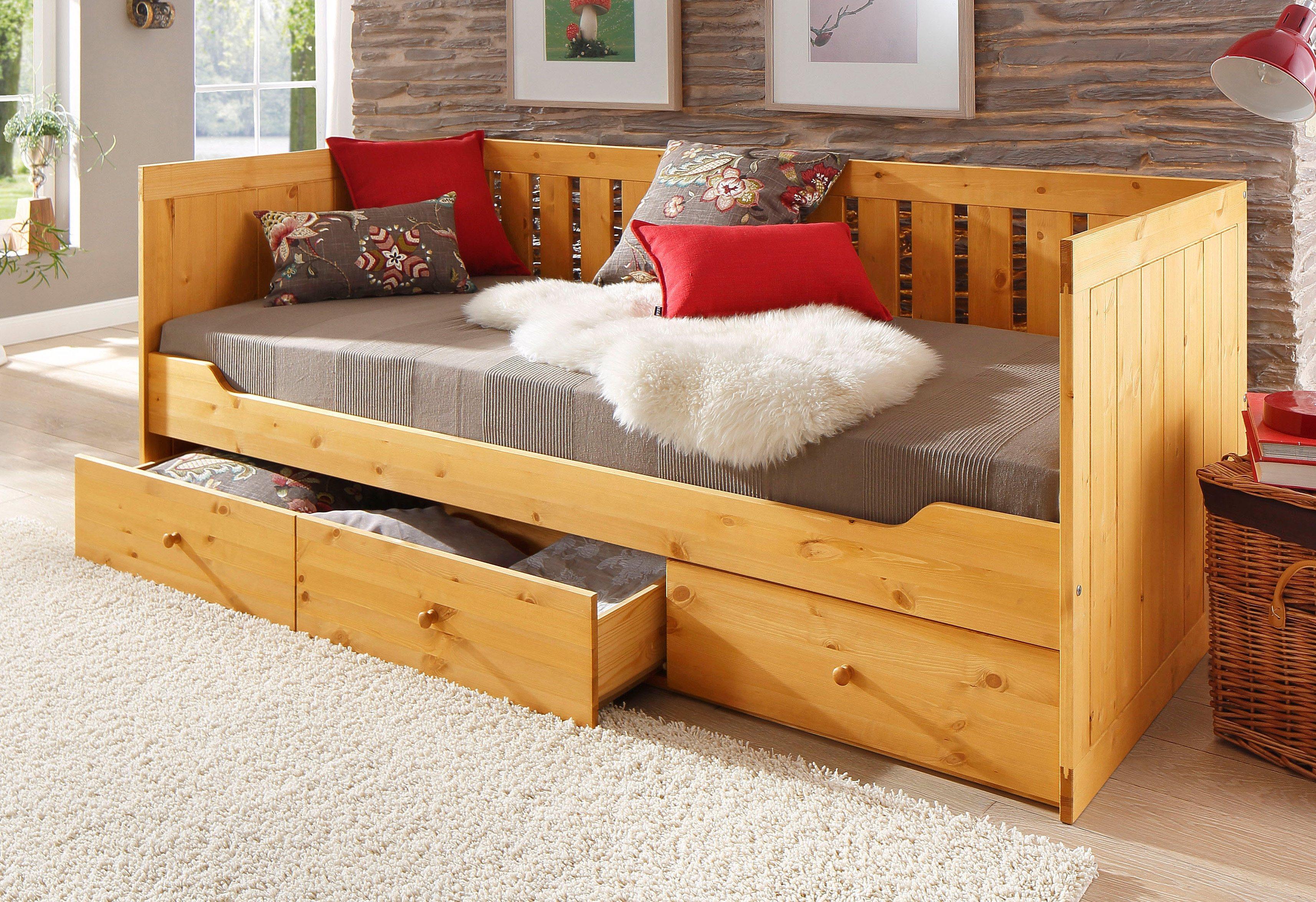 14 sparen home affaire daybett sellin nur 299 99 cherry m bel otto. Black Bedroom Furniture Sets. Home Design Ideas