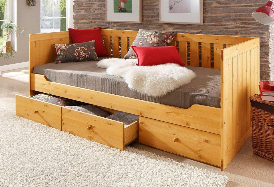 home affaire daybett sellin online kaufen otto. Black Bedroom Furniture Sets. Home Design Ideas