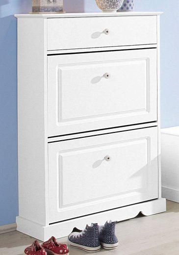 home affaire schuhkommode marika online kaufen otto. Black Bedroom Furniture Sets. Home Design Ideas