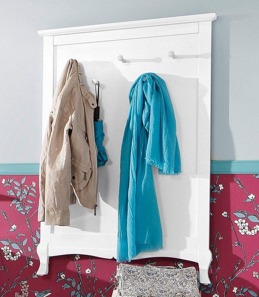 Home affaire Garderobe »Roman« in weiß
