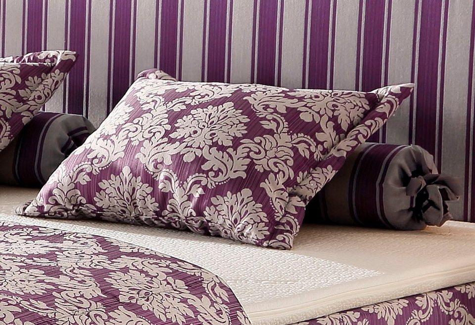 Kissen-Set, Home affaire, »Avalon« in lila