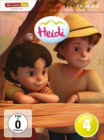 DVD »Heidi - DVD 4«