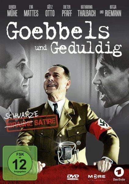 DVD »Goebbels und Geduldig«