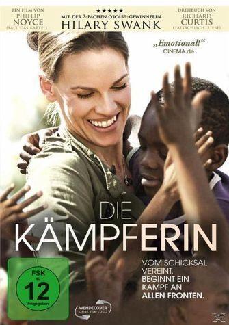DVD »Die Kämpferin«