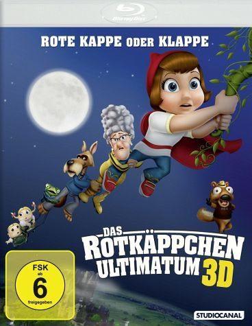 Blu-ray »Das Rotkäppchen-Ultimatum (Blu-ray 3D)«