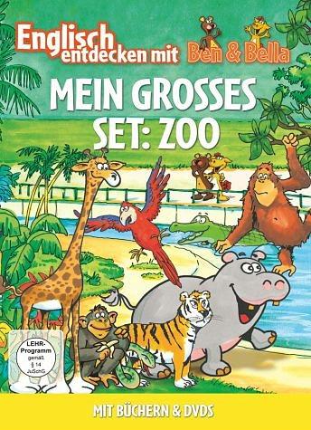 DVD »Englisch entdecken mit Ben & Bella - Mein...«