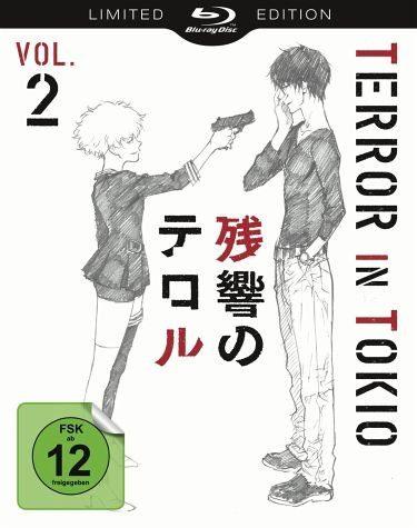 Blu-ray »Terror in Tokio - Vol. 2 (Limited Special...«