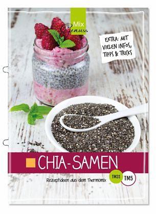 Broschiertes Buch »Chia-Samen«