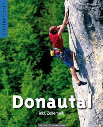 Broschiertes Buch »Kletterführer Donautal«
