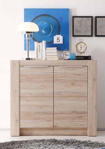 kommode cougar breite 96 cm online kaufen otto. Black Bedroom Furniture Sets. Home Design Ideas
