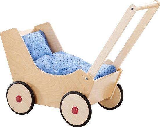 Haba Puppenwagen »Puppenwagen Natur«