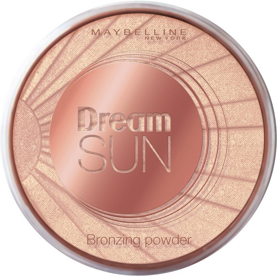 Maybelline New York, »Dream Terra Sun«, Bronzing Puder in 01 light bronze