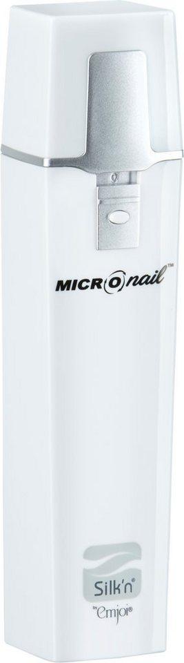 Silk'n, elektrischer Nagelpolierer, Silkn Micro Nail in weiß