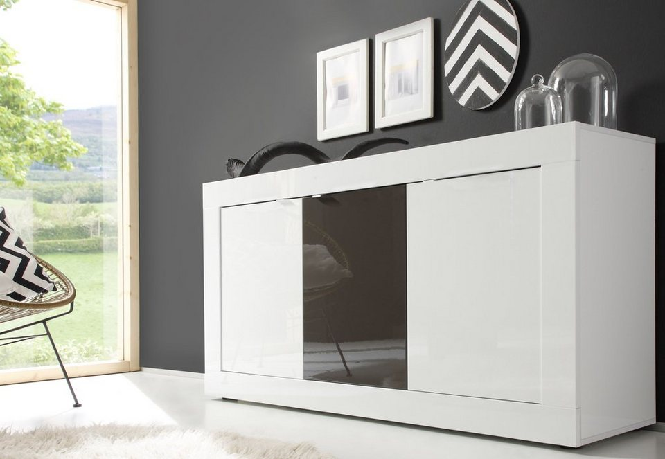 lc sideboard breite 160 cm online kaufen otto. Black Bedroom Furniture Sets. Home Design Ideas