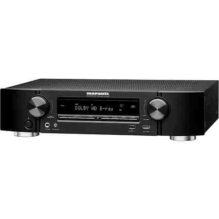 NR1506 5.1 AV-Receiver (3D, Spotify Connect, Airplay, WLAN, Bluetooth)