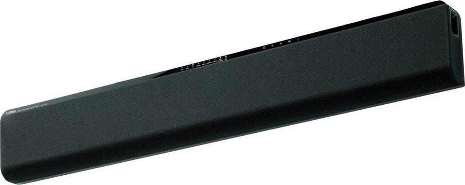 YAS-105 Soundbar mit Bluetooth in schwarz