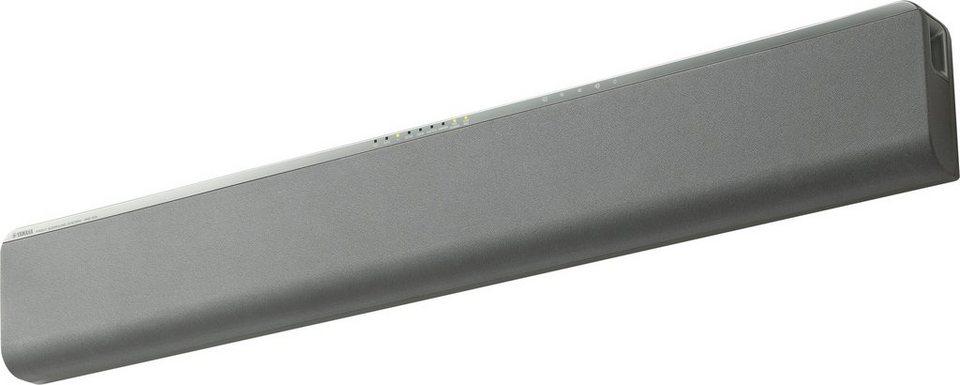 YAS-105 Soundbar mit Bluetooth in silberfarben