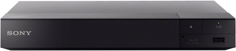 Sony BDP-S6500 3D Blu-ray-Player, 4K UHD-Upscaling in schwarz