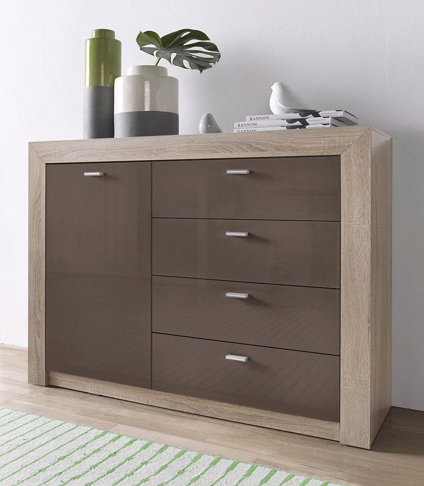 sideboard breite 120 cm online kaufen otto. Black Bedroom Furniture Sets. Home Design Ideas