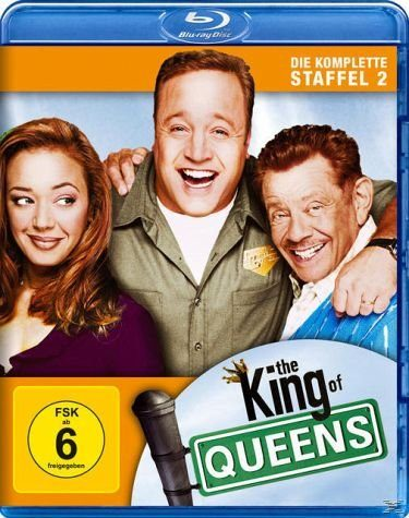 Blu-ray »King of Queens - Die komplette Staffel 2 (2...«