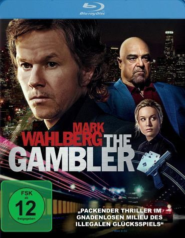 Blu-ray »The Gambler«