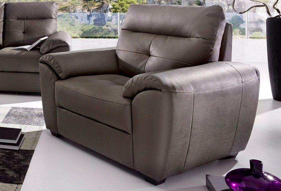 Sessel in Luxus Kunstleder online kaufen