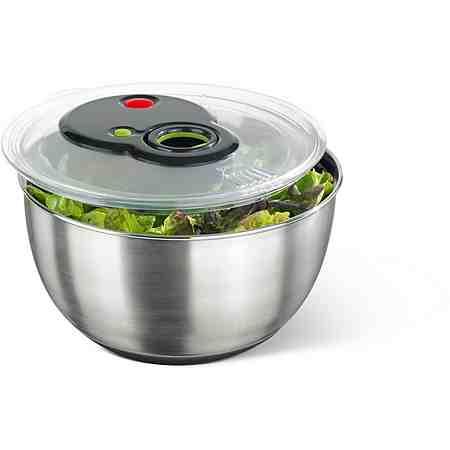 Weitere Küchenhelfer: Salatschleuder