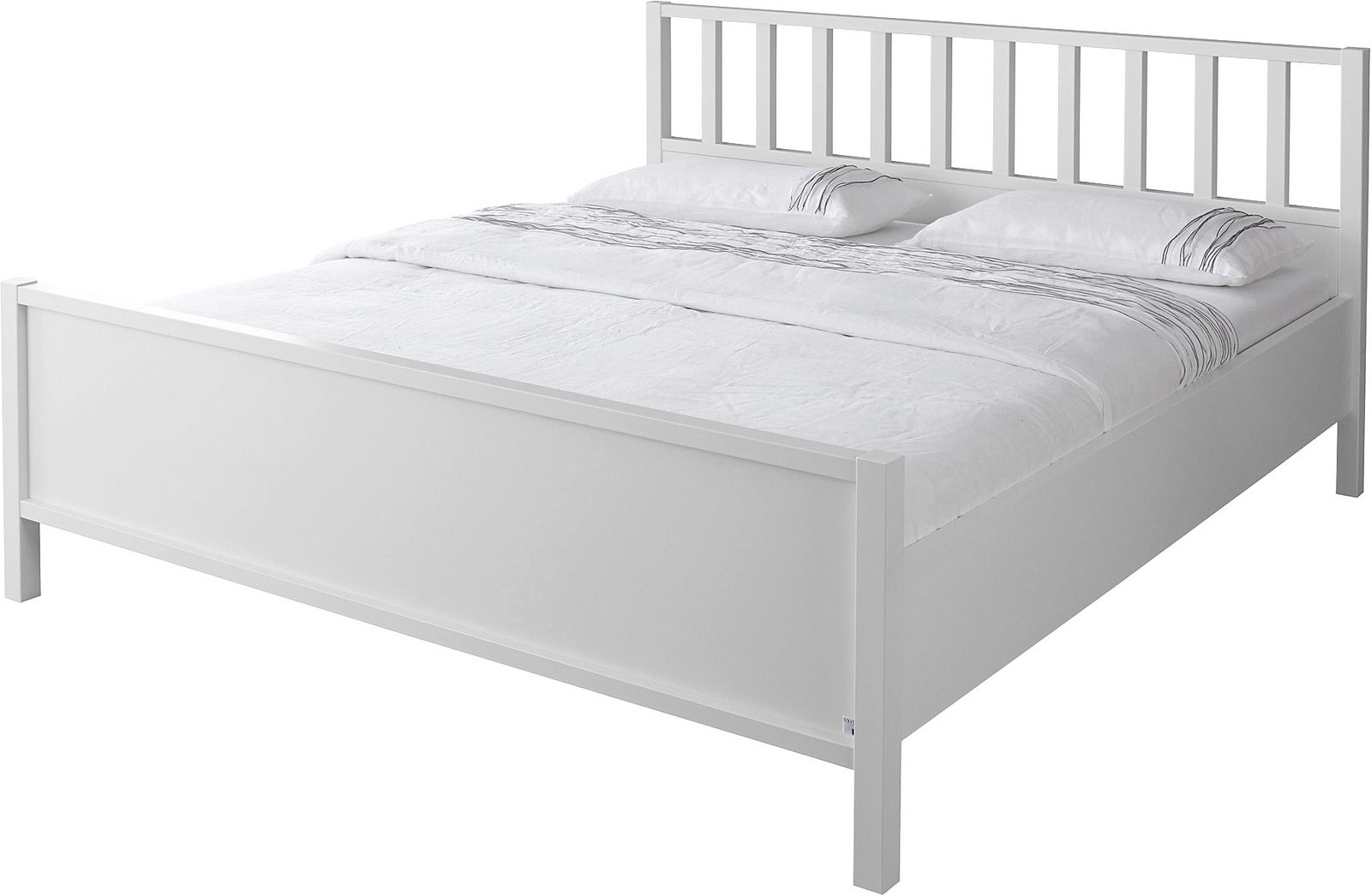 rauch SELECT Bett, mit Sprossenkopfteil - broschei
