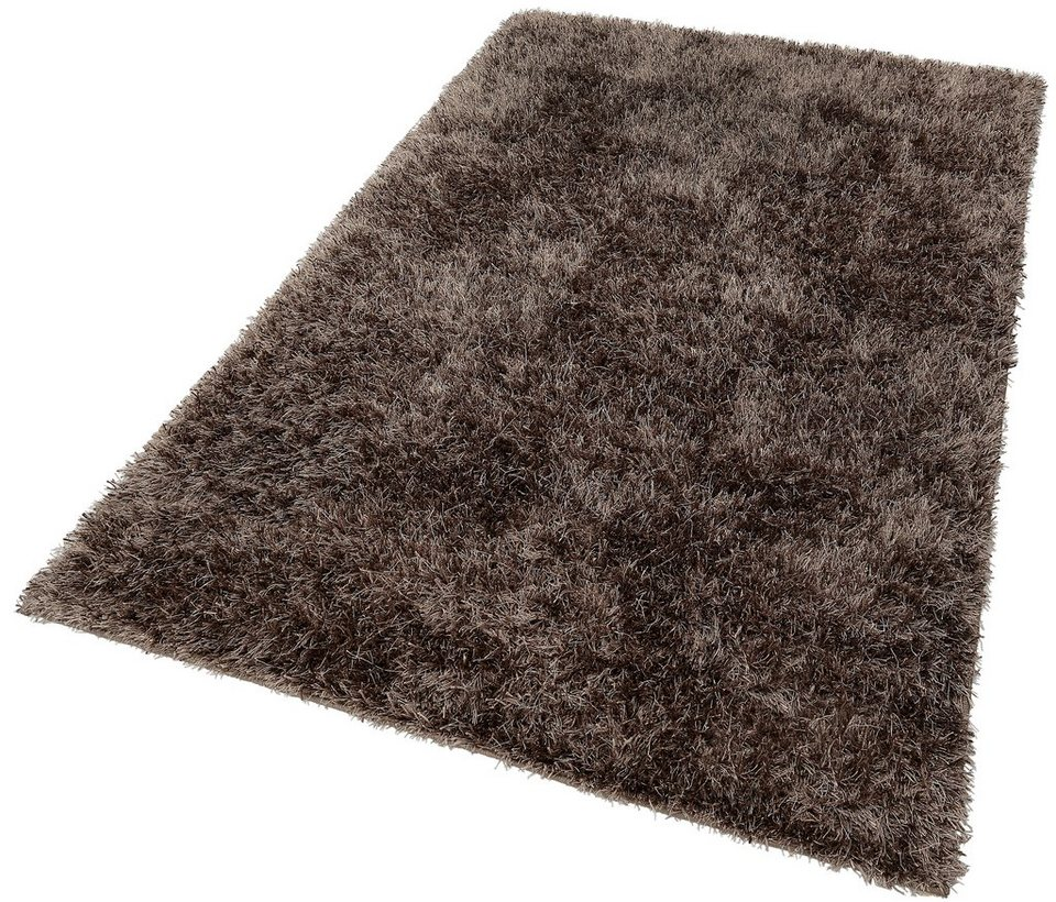 Teppich langflor  Hochflor-Teppich, Esprit, »Cool Glamour 1«, Höhe ca. 50mm ...