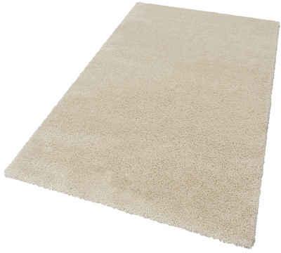 Hellgrauer teppich  Hochflor-Teppich online kaufen » Langflor-Teppich | OTTO