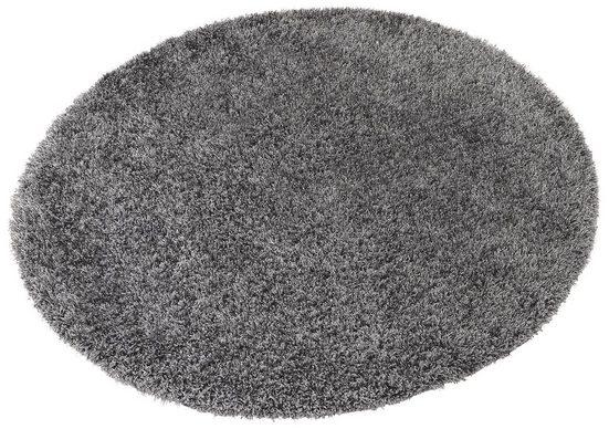 Hochflor-Teppich »Cosy Glamour«, Esprit, rechteckig, Höhe 40 mm, Melange-Effekt