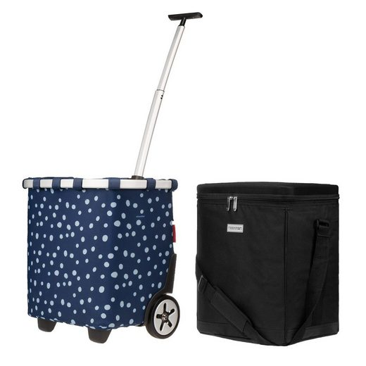 anndora Einkaufstrolley »reisenthel carrycruiser 40 L + anndora Kühlbox 32 L - Farb- und Modellwahl«
