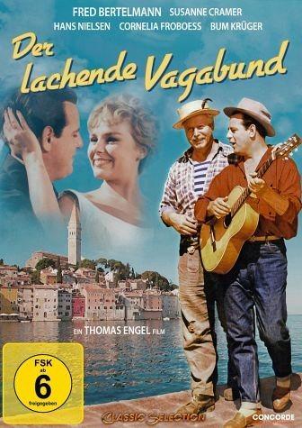 DVD »Der lachende Vagabund«