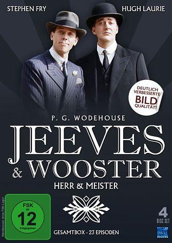 DVD »Jeeves & Wooster - Herr & Meister,...«