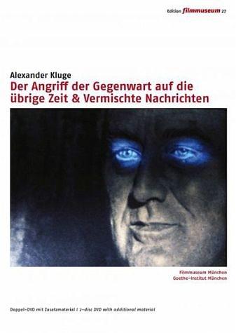 DVD »Der Angriff der Gegenwart auf die übrige Zeit...«