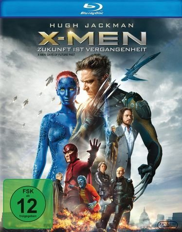 Blu-ray »X-Men: Zukunft ist Vergangenheit«