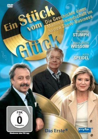 DVD »Ein Stück Vom Glück«