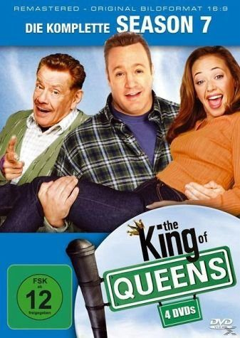 DVD »King of Queens - Staffel 7 DVD-Box«